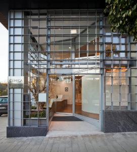 Exterior clínica 2