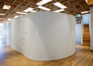 Interior clínica