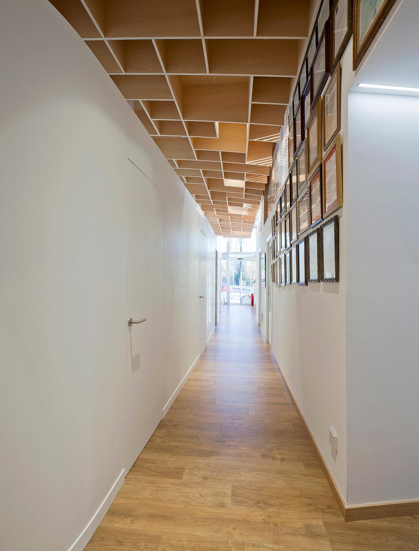 Interior clínica 2